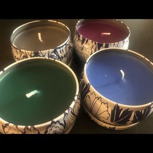 4 Aromatherapy Candles